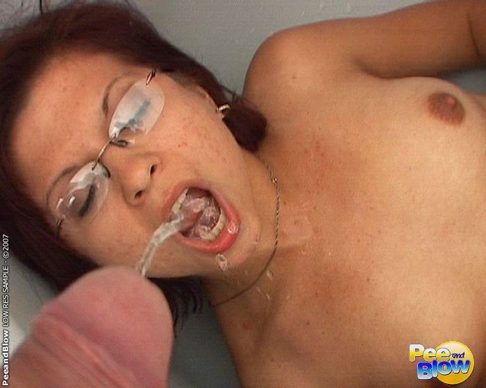 Piss and blow