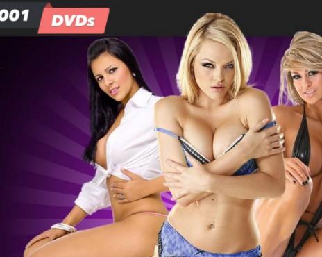 1001 DVDS 67% off